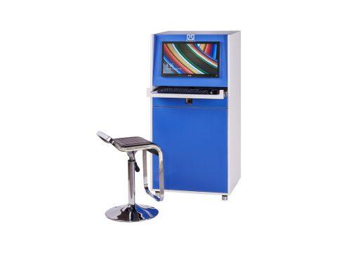 , سیستم کنترل یکپارچه با میز اپراتور و کامپیوتر