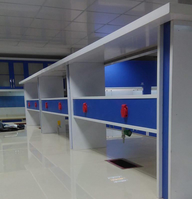 شلفهای آزمایشگاهی