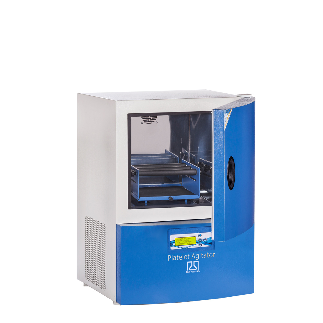 incubator platelet agitator